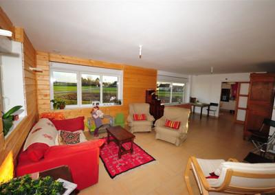1-TIRO - Timber Frame Homes Interior