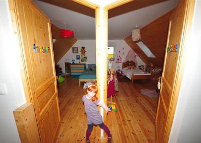 2-TIRO - Timber Frame Homes Interior
