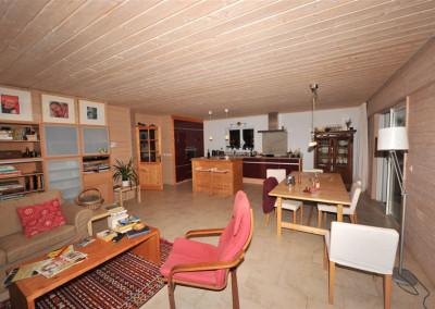 3-TIRO - Timber Frame Homes Interior