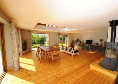 5-TIRO - Timber Frame Homes Interior
