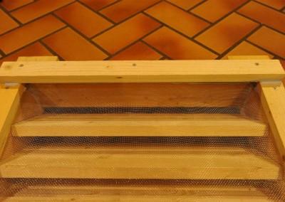 15-Attic ventilation grill