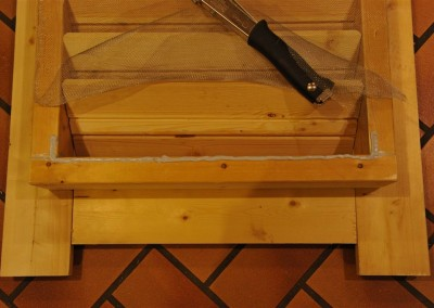 10-Attic ventilation grill