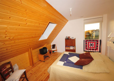 7-TIRO - Timber Frame Homes Interior