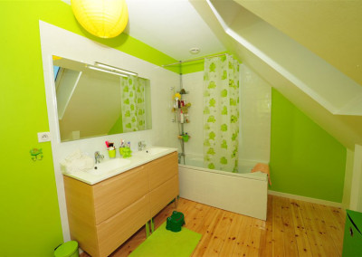 9-TIRO - Timber Frame Homes Interior
