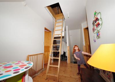 12-TIRO - Timber Frame Homes Interior