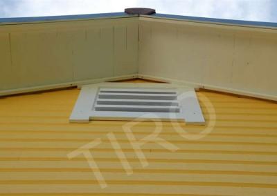 9-Attic ventilation grill