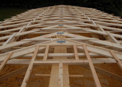 1-Roof trusses