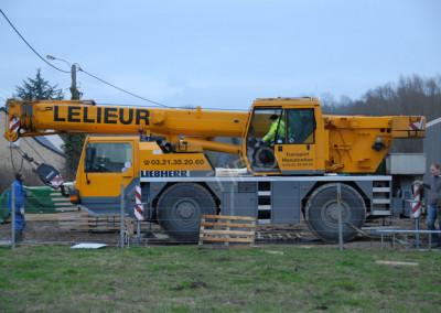 1-Mobile crane