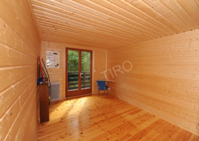 3-Planed panelling (spruce)