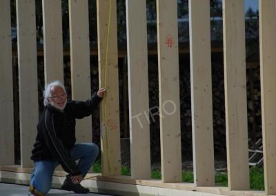1-External wall studs