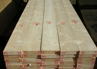 2-Stress graded timber