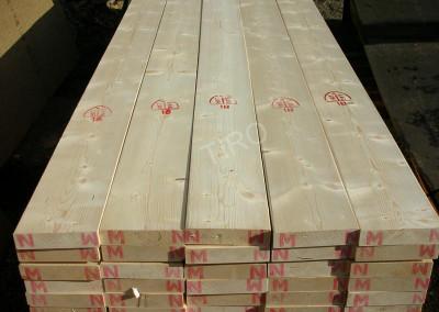 2-Stress graded timber