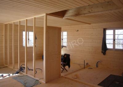 2-frame walls