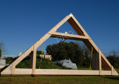 2-Roof truss 45°