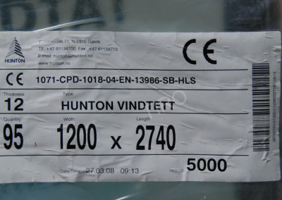 Hunton Vindtett