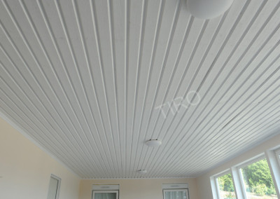 2-Planed panelling (spruce)
