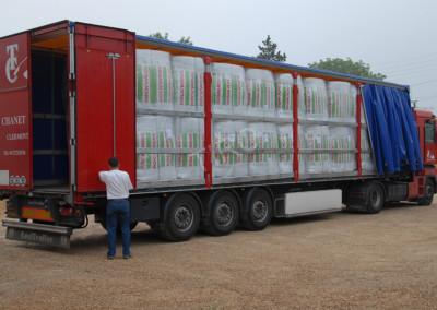 2-Semi-rigid Rockwool panels