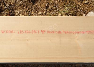 3-Stress graded timber