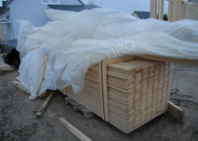 3-Badly protected timber