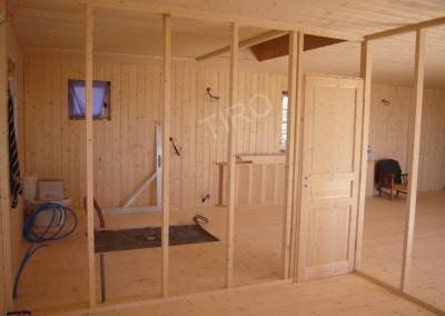 3-frame walls