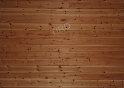 3-Planed panelling (pine)