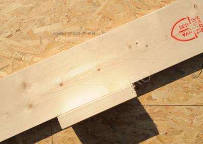 3-Bottom chord (30° roof truss)