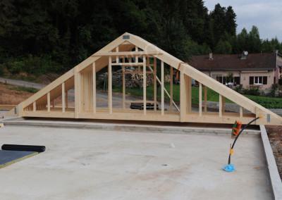 3-Roof truss 30°