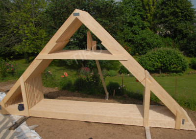 3-Roof truss 45°