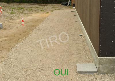 6-gravelled yard