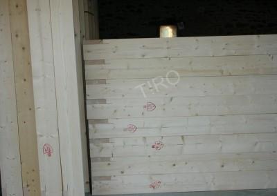 3-External wall studs
