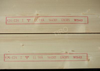 4-Stress graded timber