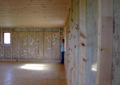 3-Space for reinforced insulation