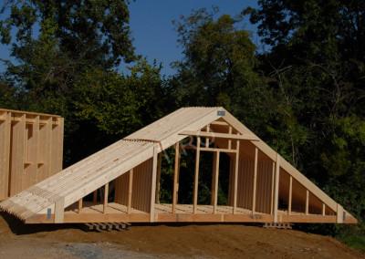 4-Roof truss 30°