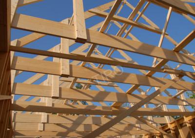 4-Roof truss 45°