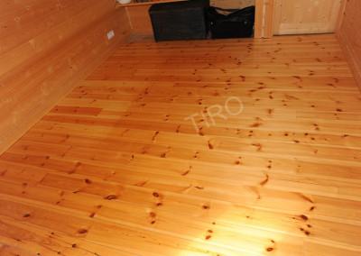 4-Pine floor board