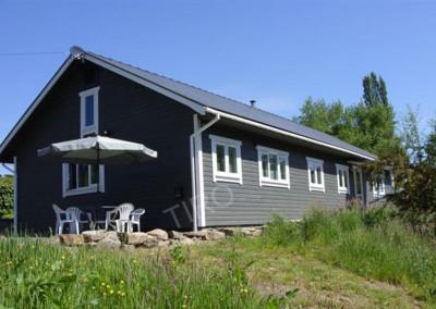 21-TIRO - Timber Frame Homes