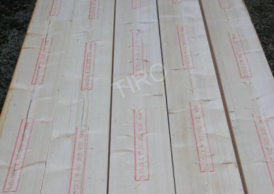 5-Stress graded timber