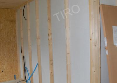 5-frame walls