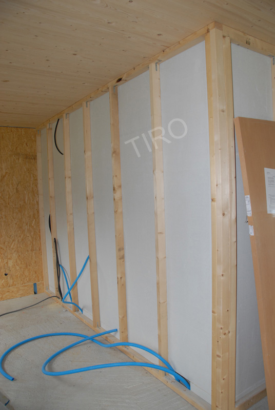 partition wall structure tiro timber framed houses rh uk tiro fr Partition Wall Detail Portable Partition Wall