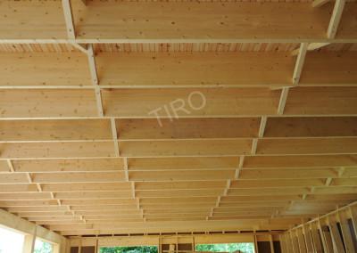 5-Bottom chord (45° roof truss)