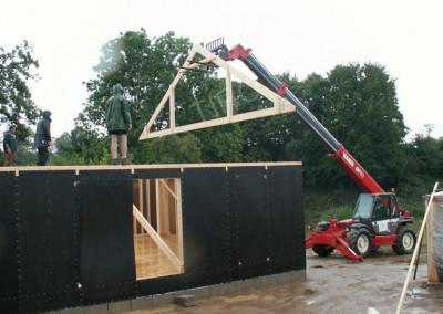 5-Roof truss 30°