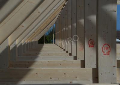 5-Roof truss 45°