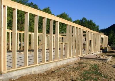 4-External wall studs