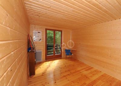 15-TIRO - Timber Frame Homes Interior