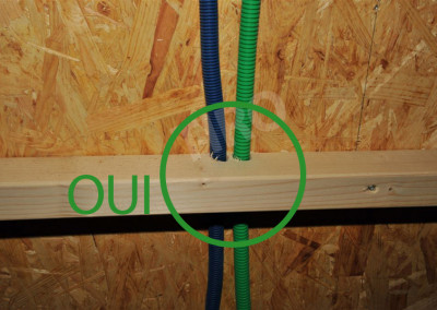 6-Space for reinforced insulation