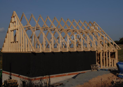 7-Roof trusses