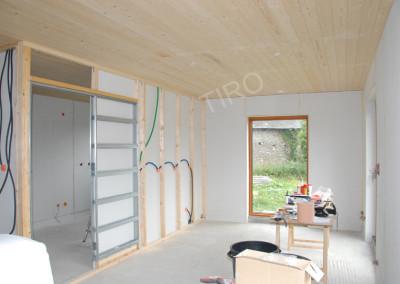 6-frame walls