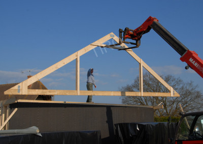 6-Roof truss 30°