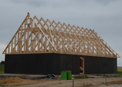 6-Roof truss 45°