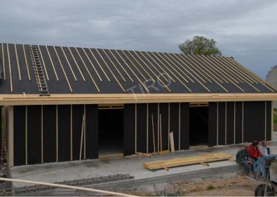 2-Bitumen roof felt